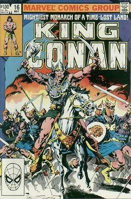 King Conan / Conan the King (Grapa, 48 págs.) #16