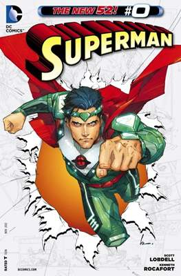 Superman (2011-) (Digital) #0