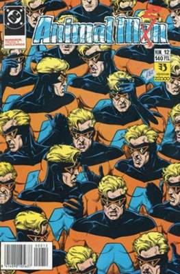Animal Man (1989-1991) (Grapa 24 pp) #12