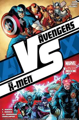 Avengers vs. X-Men: VS (Digital). 2012 #1