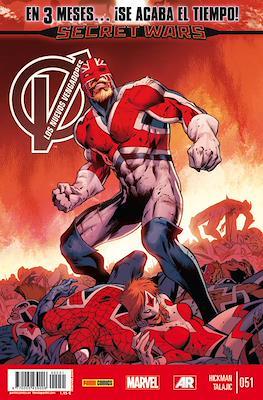 Los Nuevos Vengadores Vol. 2 (2011-2017) (Grapa 32 pp) #51