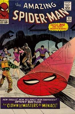 The Amazing Spider-Man Vol. 1 (1963-2007) (Comic-book) #22