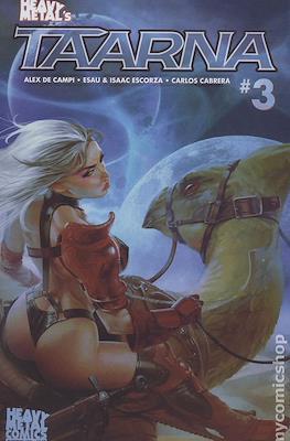 Taarna (Comic Book) #3