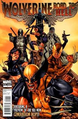 Wolverine Road to Hell