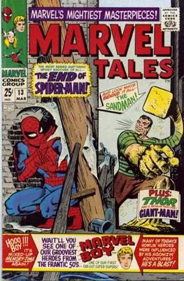 Marvel Tales (Comic Book) #13