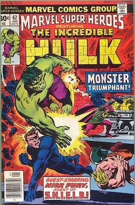 Marvel Super-Heroes (Grapa) #62