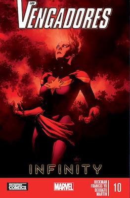 Los Vengadores: Infinity (Rústica) #10