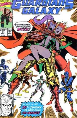 Guardians of the Galaxy Vol 1 #2