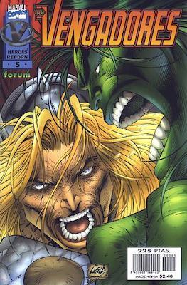 Los Vengadores: Heroes Reborn (1997-1998) (Grapa 24 pp) #5