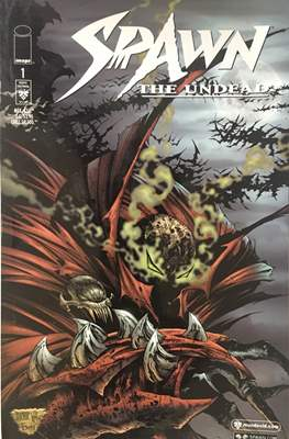 Spawn: The Undead (Grapa) #1