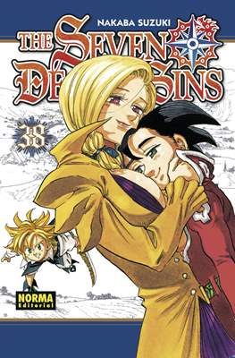 The Seven Deadly Sins (Rústica) #38