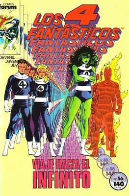 Los 4 Fantásticos Vol. 1 (1983-1994) (Grapa 36-32-24 pp) #56