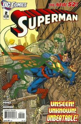 Superman Vol. 3 (2011-2016) #2