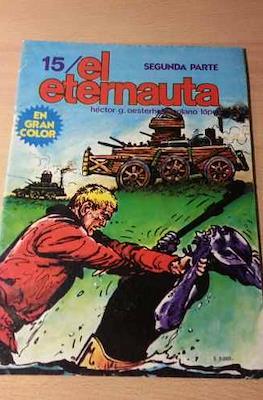 El Eternauta. Segunda Parte (Grapa) #15