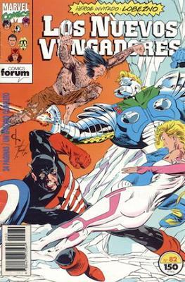 Los Nuevos Vengadores Vol. 1 (1987-1994) (Grapa 32 pp) #82