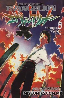Neon Genesis Evangelion (Rústica) #5