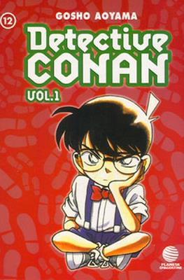 Detective Conan. Vol. 1 (Rústica 176 pp) #12