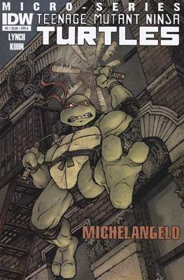 Teenage Mutant Ninja Turtles: Micro-Series (Comic book) #2