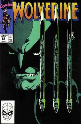 Wolverine (1988-2003) (Comic Book) #23