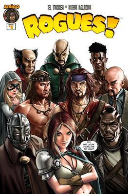 Rogues! (Grapa) #5