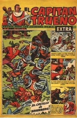 El Capitán Trueno Extra (Grapa, 40 páginas (1960-1968)) #2