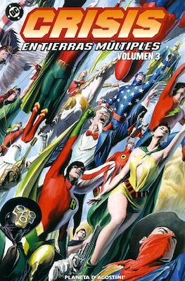 Crisis en tierras múltiples (Rústica 192-208 pp) #3