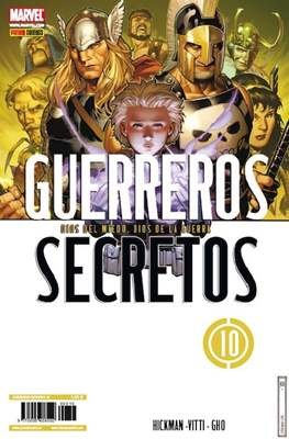 Guerreros secretos (2009-2012) (Grapa) #10