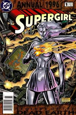 Supergirl Annual Vol 4 (grapa) #1