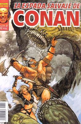 La Espada Salvaje de Conan (1996-1997) vol. II (Grapa. 48 páginas. B/N.) #3