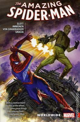 The Amazing Spider-Man: Worldwide (Softcover 112-176 pp) #6