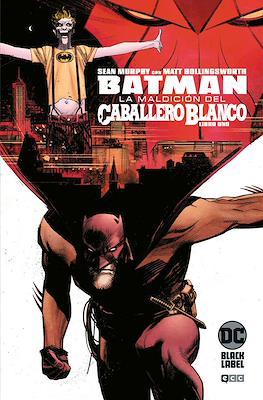 Batman: La maldición del Caballero Blanco (Grapa) #1