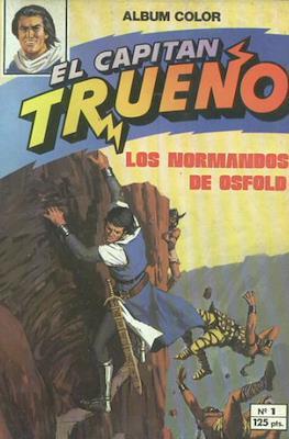 El Capitán Trueno. Álbum color