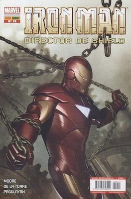 Iron Man: Director of SHIELD / Iron Man & Máquina de Guerra / El Invencible Iron Man (2008-2011) (Grapa, 48 páginas) #13