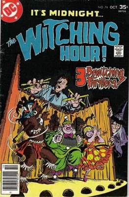 The Witching Hour Vol.1 (Comic Book) #74