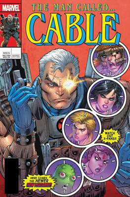 Cable (2017- Variant Covers) (Comic Book) #150.1