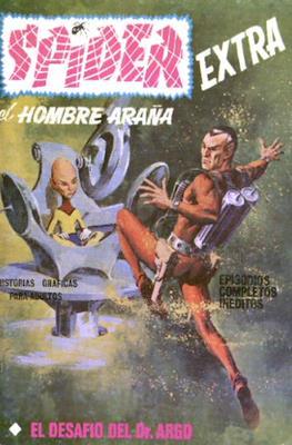 Spider el Hombre Araña Vol. 1 (Rústica 128-120 pp. 1968-1969) #10