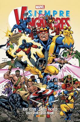 Siempre Vengadores. Marvel integral