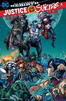 Justice League vs. Suicide Squad (2017) (Comic-book) #6