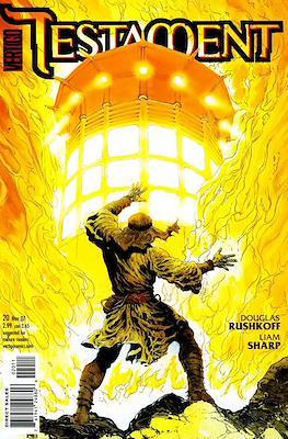 Testament (Comic-Book) #20