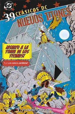 Nuevos Titanes. Clásicos DC (2005-2010) (Rústica 80-128 pp) #39