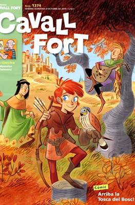 Cavall Fort #1374
