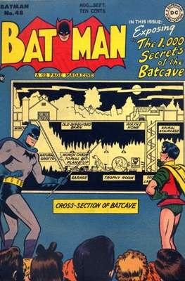 Batman Vol. 1 (1940-2011) (Comic Book) #48