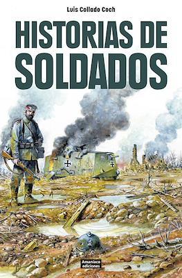 Historias de soldados (Rústica 52 pp) #