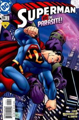 Superman Vol. 2 (1987-2006) (Comic Book) #156