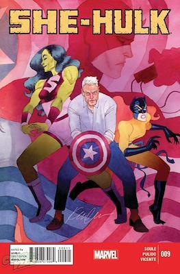 She-Hulk (2014-2015) (Comic-Book) #9