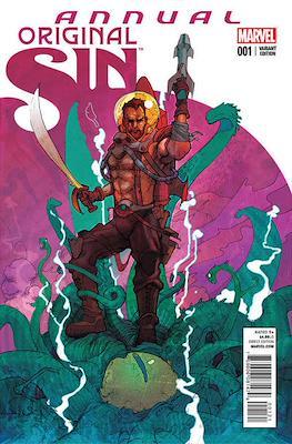 Original Sin (Variant Covers) (Comic Book) #9.1
