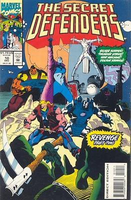 Secret Defenders Vol 1 (Comic-Book) #10