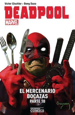 Deadpool. El mercenario bocazas #10