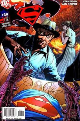 Superman / Batman (2003-2011) (saddle-stitched) #30