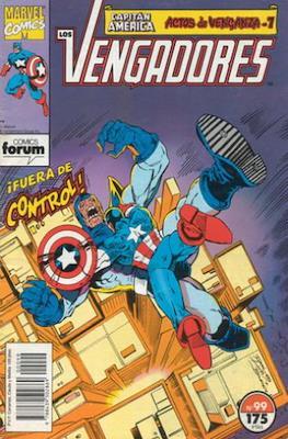 Los Vengadores Vol. 1 (1983-1994) (Grapa) #99